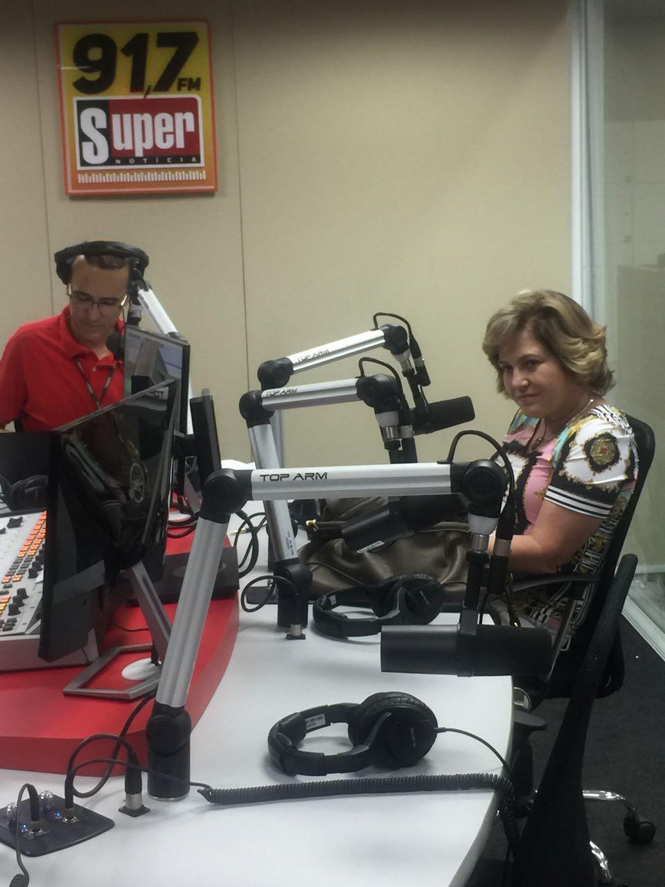 DSTs e infertilidade são temas de entrevista na Rádio Super